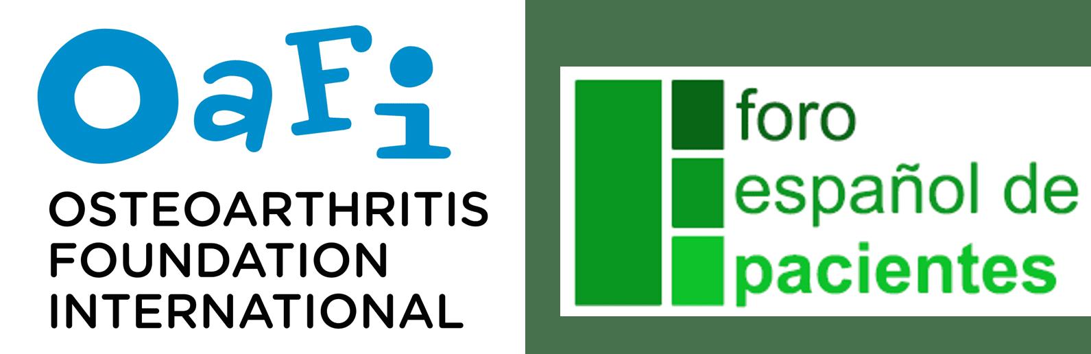 Logos OAFI y FEP