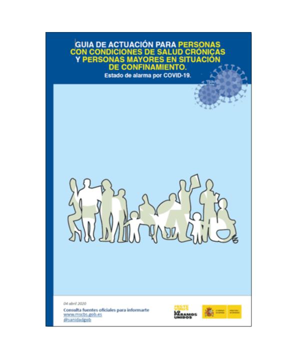 Guía de actuación Pacientes crónicos en época de covid19