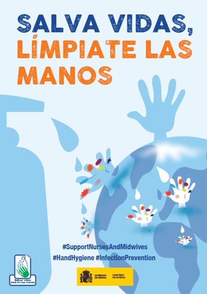 Salva vidas (cartel)