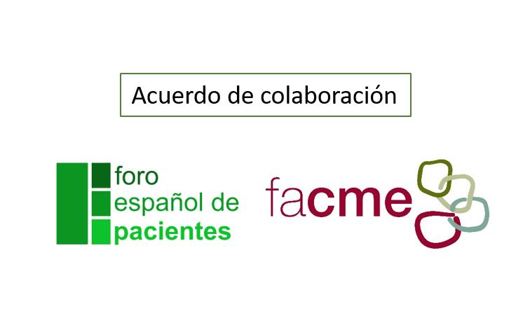 Acuerdo Colaboración FEP y FACME