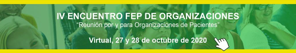 Cabecera IV Encuentro FEP