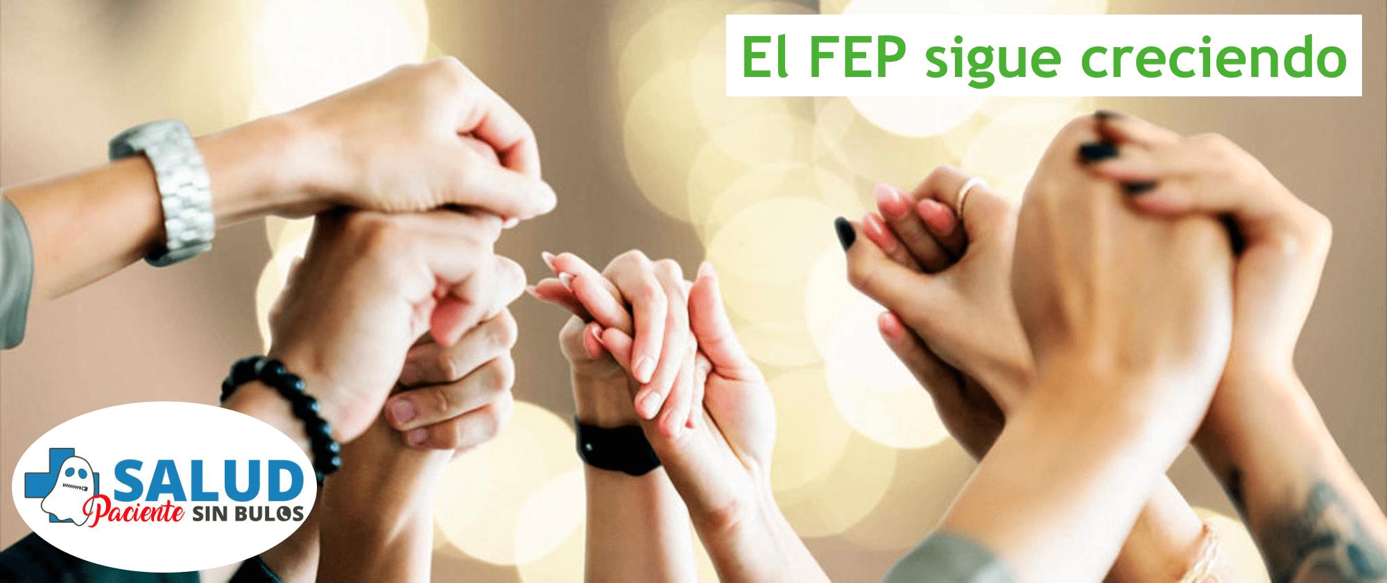 """Portada """"El FEP sigue creciendo"""""""