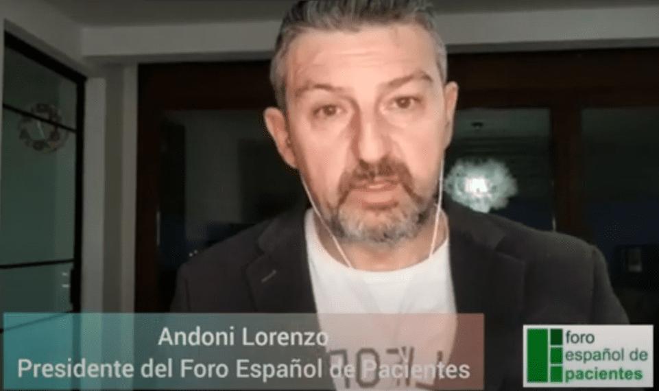 3º Vídeo Andoni Lorenzo