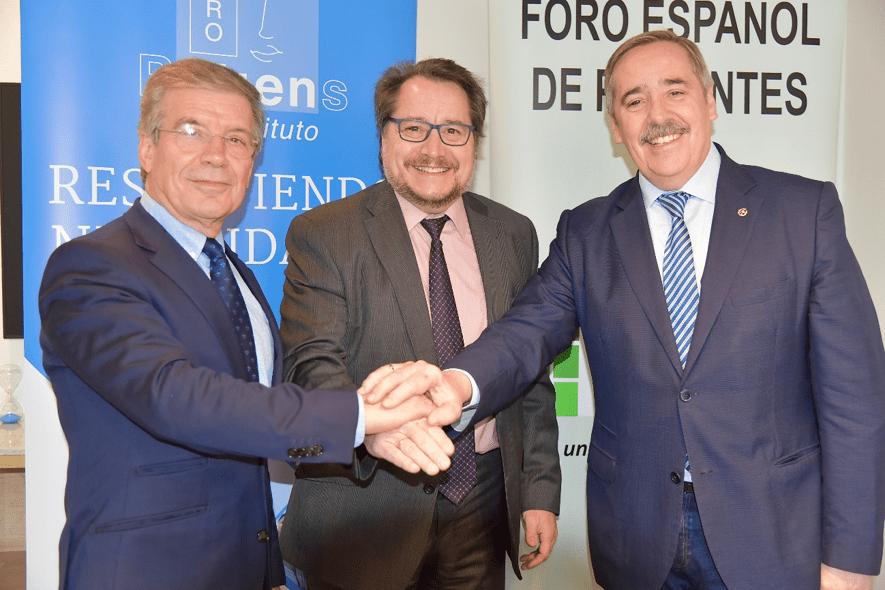 El Instituto ProPatiens y el Foro Español de Pacientes impulsan la formación de las organizaciones de pacientes