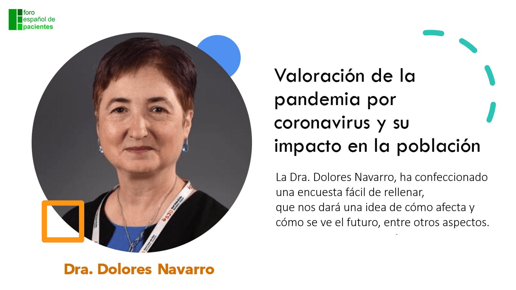 Encuesta Dra. Dolores Navarro