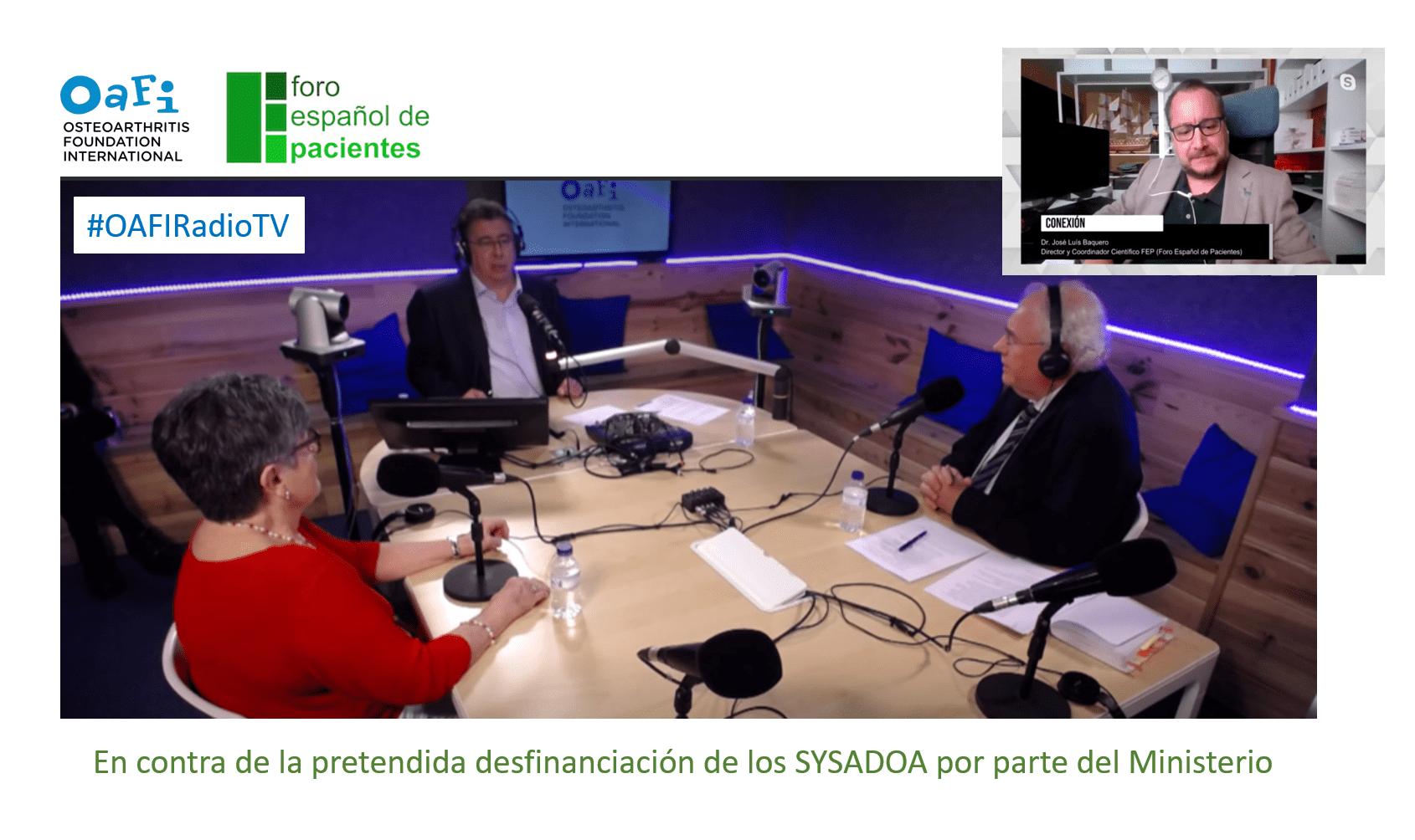 OAFI Radio TV - SYSADOAS