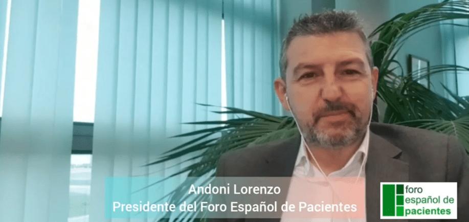 5º Vídeo Andoni Lorenzo