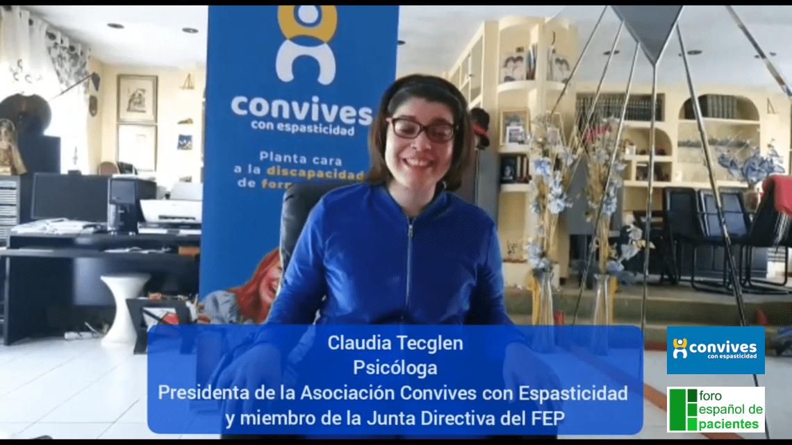 1º Vídeo Claudia Tecglen
