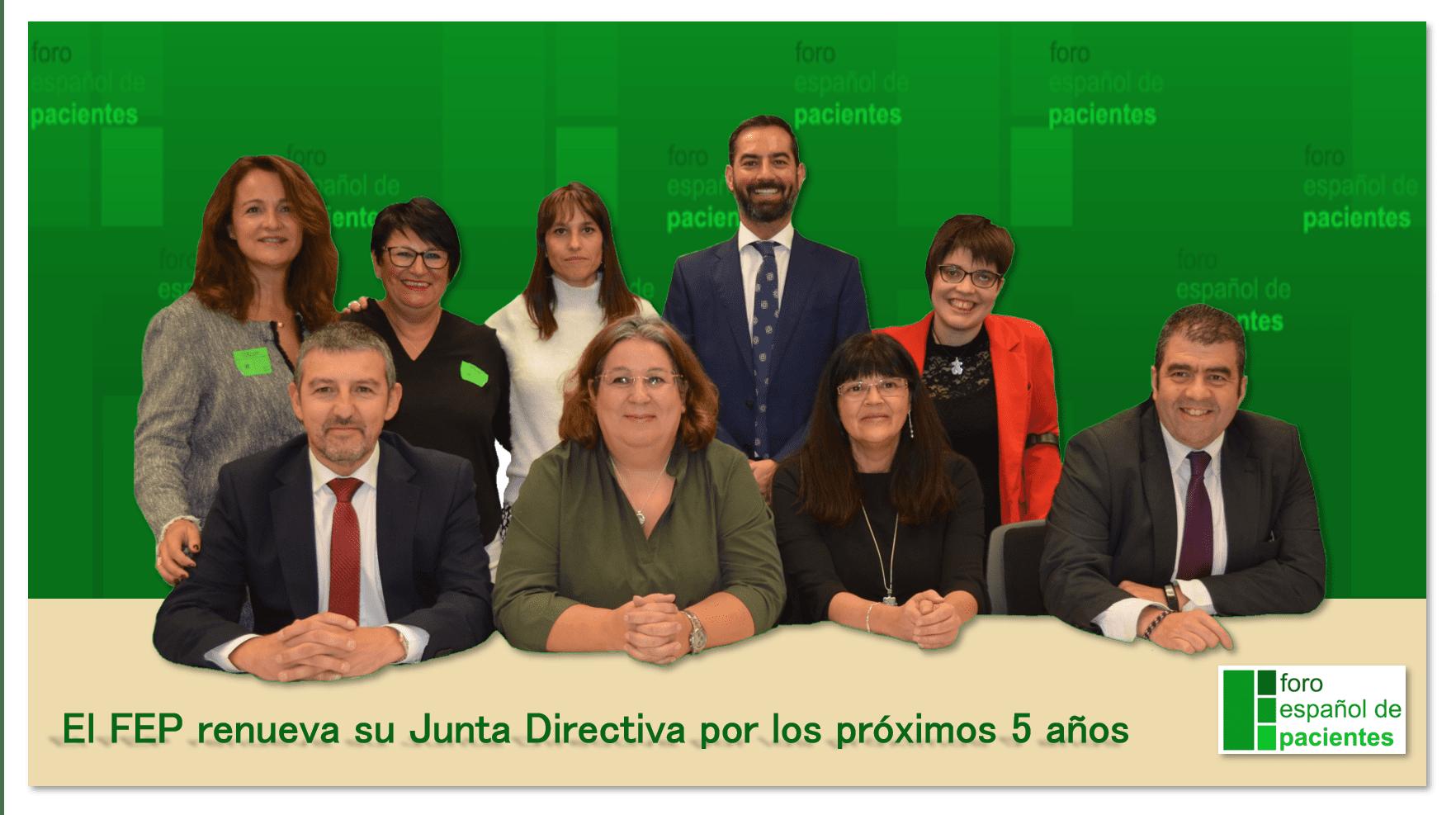 El FEP renueva su Junta Directiva por los próximos 5 años