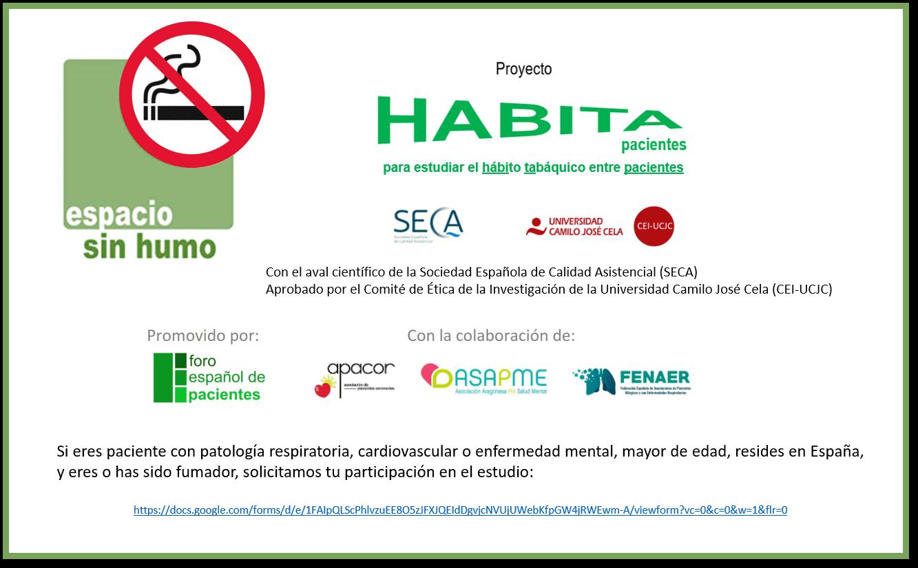 Estudio HABITA-Pacientes