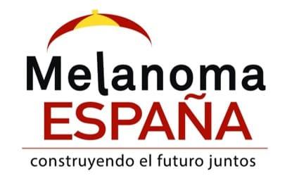 Logo Melanoma España
