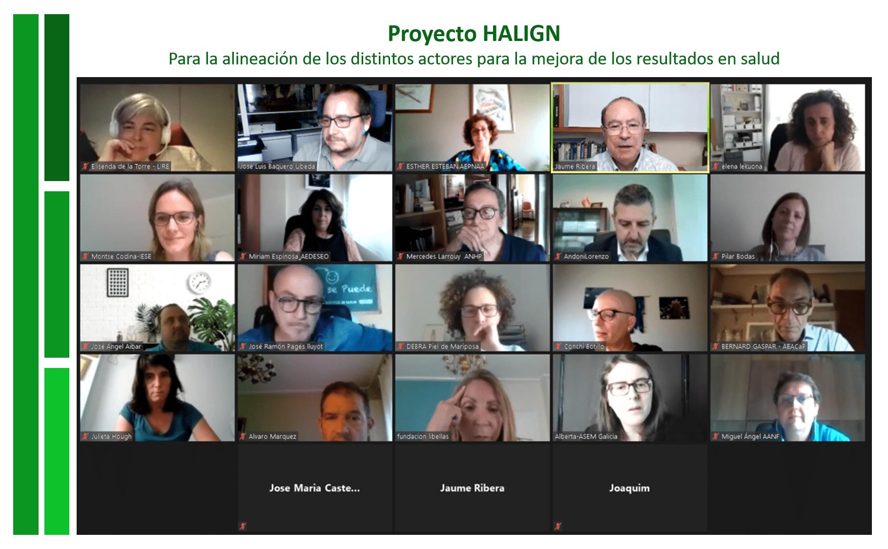 Proyecto HALIGN